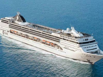 کشتی کروز MSC Opera