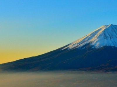 کوه فوجی Mount Fuji