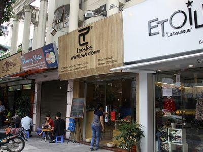 Nha Tho Street در هانوی