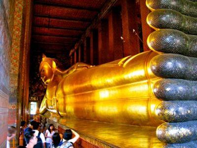 معبد بودای خفته