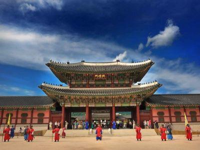 کاخ کیونگ بوک گانگ