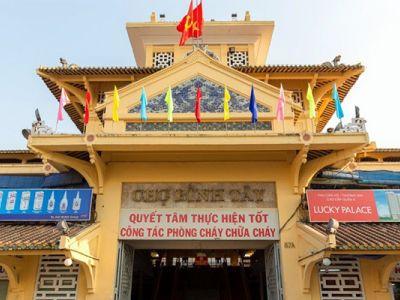 China Town در هوشی مینه