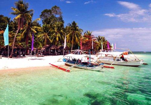 سفری شیرین به کنار آبهای شور اقیانوس در تور فیلیپین