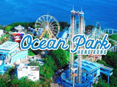 پارک اقیانوس هنگ کنگ
