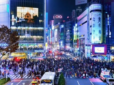 مرکز خرید شیبویا Shibuya