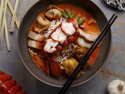 غذاهای جنوب شرقی آسیا