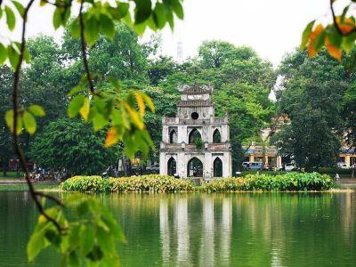 دریاچه هوان کیم در هانوی