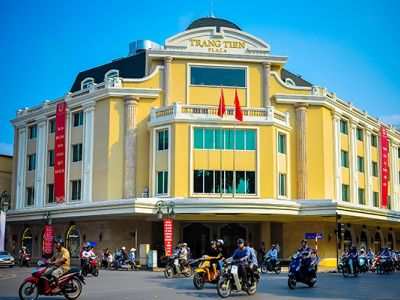 Trang Tien Plaza در هانوی
