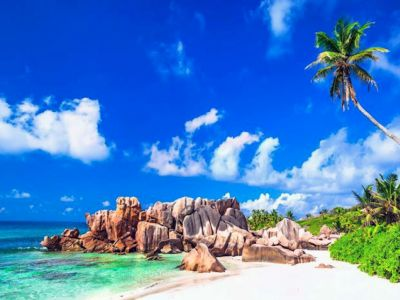 جزیره La Digue