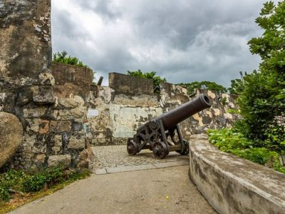 Fortaleza do Monte: Macau Museum