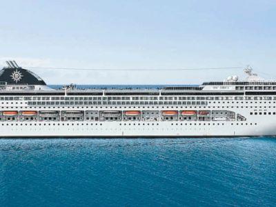 کشتی کروز MSC Lirica