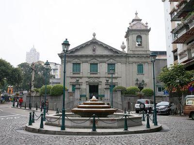 کلیسای کاتولیک سنت آنتونی