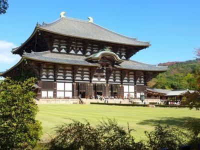 معبد توداجی Todaiji Temple