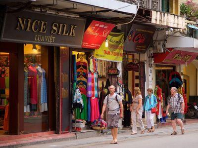 Hang Gai Street در هانوی