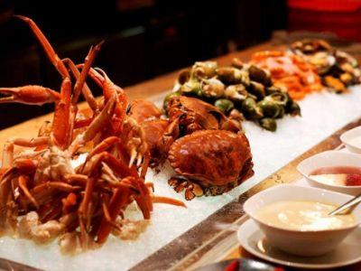 غذاهای دریایی ماکائو