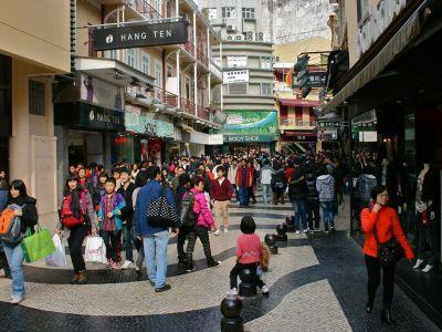 فروشگاههای Rua de s.domingos