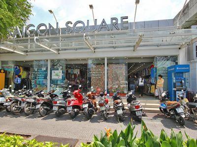Saigon Square در هوشی مینه