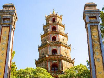 معبد دین مو در هو